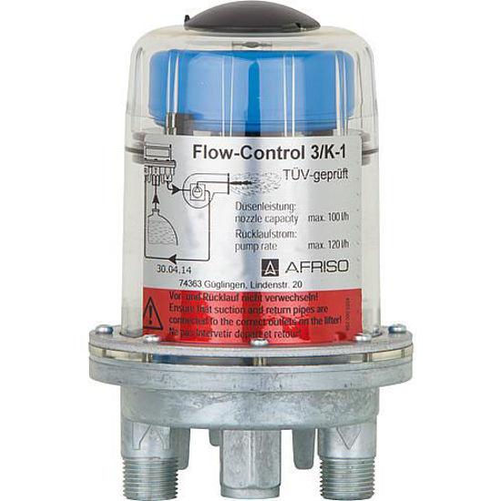 Automatische Heizölentlüfter Flow-Control 3 K