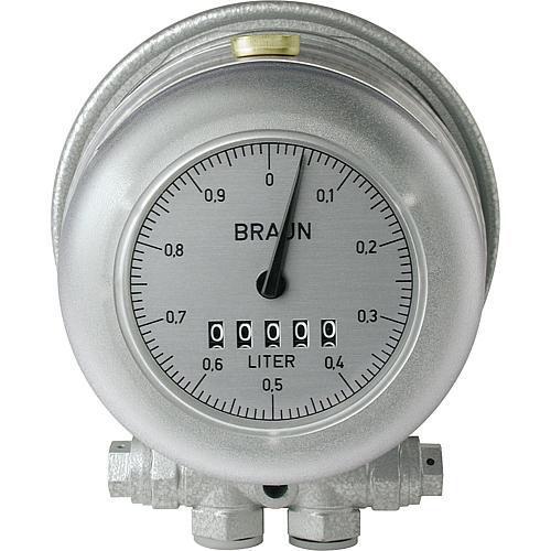 Braun Ölzähler HZ 30,18-12 l/h geeichteAusführung