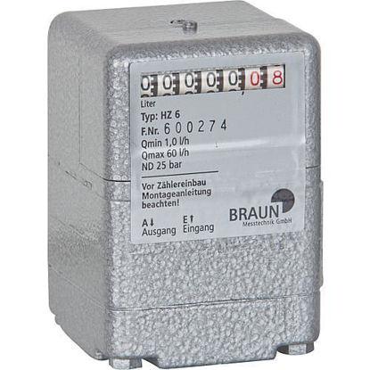 Ölzähler Braun HZ6