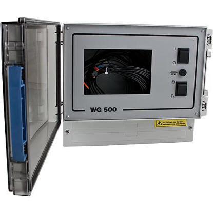 WG 500 für THETA Regelungen mit Netz-, Automatik-/Hand- Schalter und Sicherung