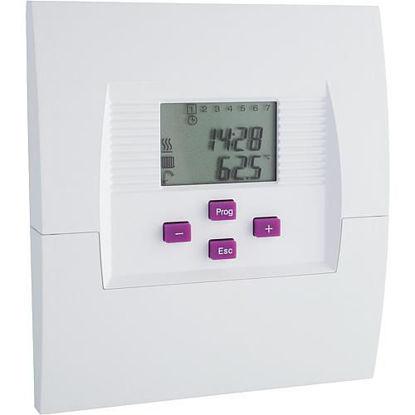 Heizkreis- und Temperaturdifferenzregelung CETA 106