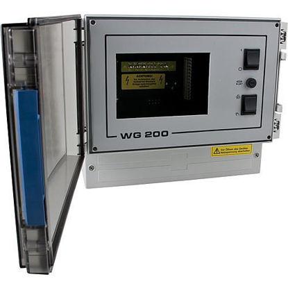 Wandaufbaugehäuse WG 200 K für Reglerserien Delta